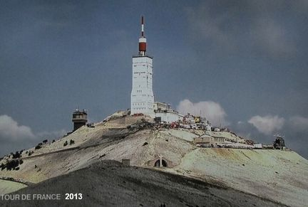 Mont Ventoux - Tour de france 2013