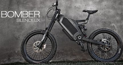 Stealth electric bikes usa