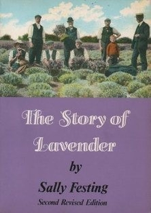 The Story of Lavender - Sally Festing - Sutton Publishing Ltd