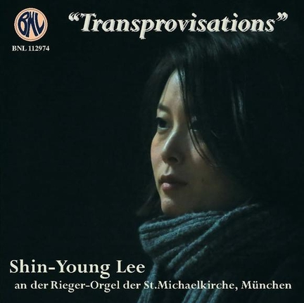 Transprovisations - Shin-Young Lee, organiste - BNL 2014