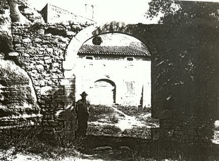 1928: the oldest known photograph of Saint-Hilaire