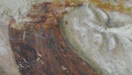 panneau xviii siècle mural